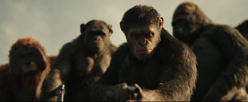karin-konoval-andy-serkis-terry-notary-and-michael-adamthwaite-in-war-for-the-planet-of-the-apes-2017-large-picture