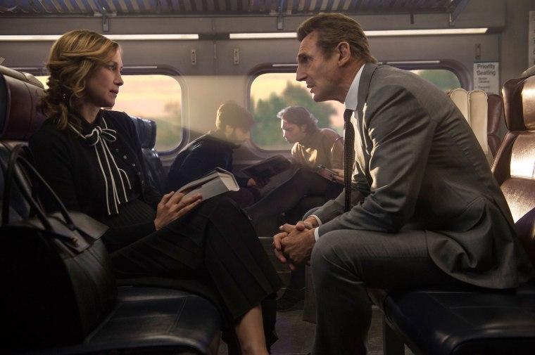 The-Commuter-Vera-Farmiga-Liam-Neeson